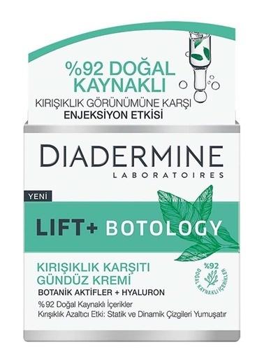 Diadermine Diadermine Lift+ Botology Kıırşıklık Karşıtı Gündüz Kremi + Serum + Makyaj Çantası Renksiz